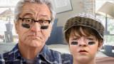 Робърт де Ниро ще воюва с внучето си