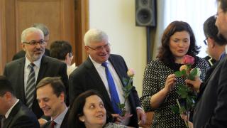 Да живеем със съзнанието за европейска България, зове дипломат номер 1