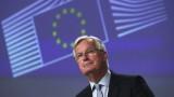 """Барние угрижен заради """"трудните"""" преговори за Брекзит с Лондон"""