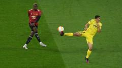 Виляреал - Манчестър Юнайтед 1:1, победителят ще бъде решен след дузпи