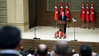 Вървете си по пътя, натири Ердоган Евросъюза