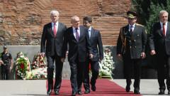 Гражданите се уповават на служителите на МВР, отчете Валентин Радев