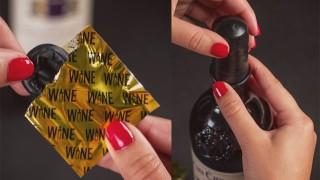 Презервативи за винени бутилки