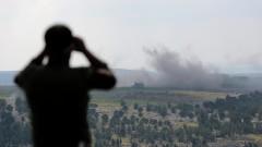 Най-малко 9 цивилни загинаха при въздушни удари в Сирия