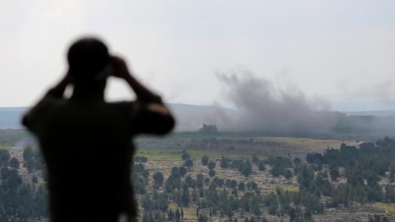 ДАЕШ засилват партизанските атаки в Сирия