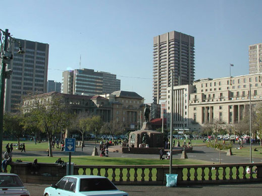 В ЮАР съдят българин за укриване на милиони