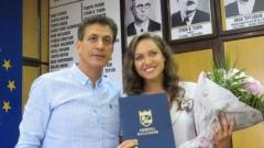 Наша грация получи още един приз за представянето на Олимпиадата в Рио