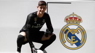 Тибо Куртоа все още е далеч от дебют за Реал (Мадрид)