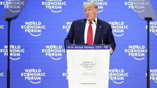 Американската мечта се върна, САЩ са пример за света, хвали се Тръмп в Давос