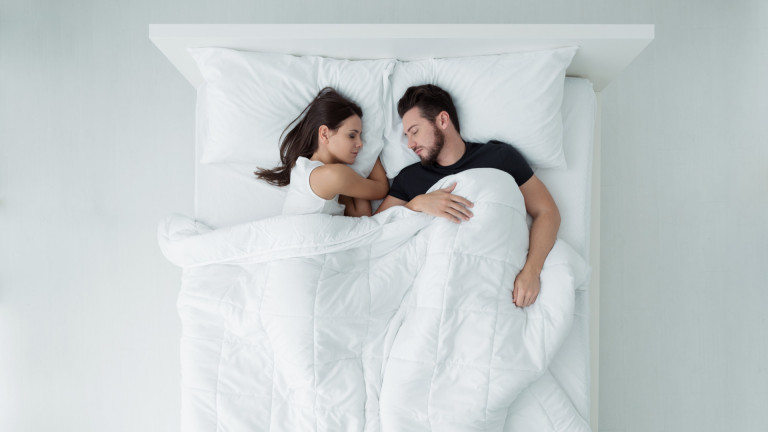 Връзката между съня и забременяването