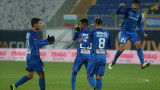 Левски - Дунав, 3:0 (Развой на срещата по минути)