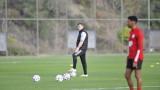 Бруно Акрапович: Най-важно е да запознаем играчите с новия стил на игра