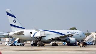 Наши изтребители задействани заради опасен израелски самолет