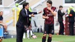 Милан облагодетелстван от лошите новини за Монтоливо