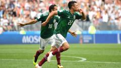 Мексико в  търсене на първото място срещу Южна Корея