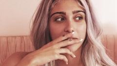 Дъщерята на Мадона - Лурдес стана модел на Стела Маккартни