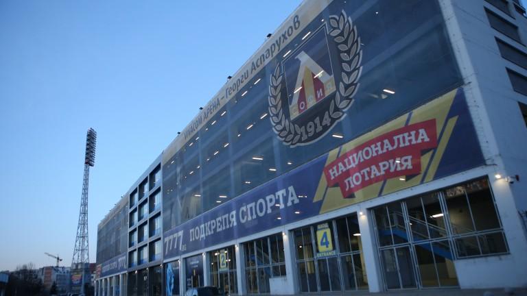 В Левски продават абонаментна карта на всеки 7 минути, в касата на клуба влязоха 80 000 лева