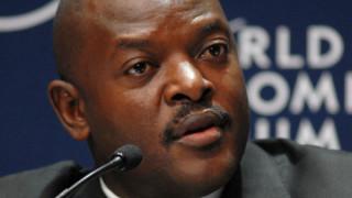 Почина президентът на Бурунди – Пиер Нкурунзиза