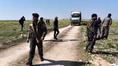 """Сирийските демократични сили плениха """"157 опитни терористи, предимно чужденци"""""""