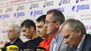 Инициативният волейболен комитет с пресконференция на 27 ноември
