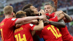 Белгия победи Панама с 3:0