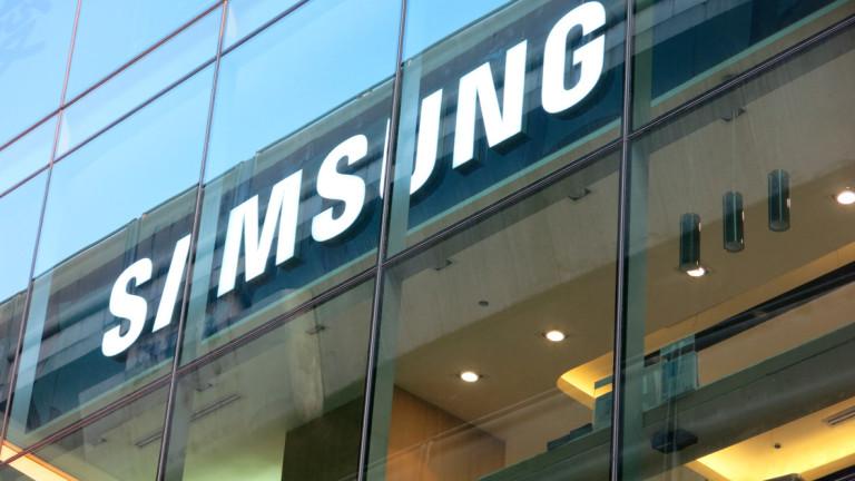 Снимка: Samsung ще представи сгъваемия си телефон още тази година