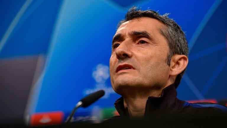 Старши треньорът на Барселона Ернесто Валверде разкри защо е извадил