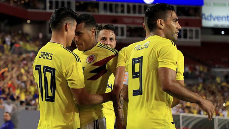 Колумбия победи САЩ с 4:2 в контролна среща, играна на