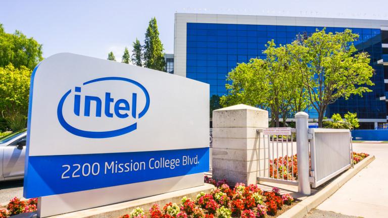 Снимка: Intel изгражда нов завод в Израел за $11 милиарда