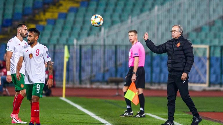 Дерменджиев: Ние играем прагматичен футбол, обнадежден съм