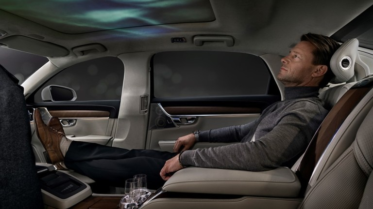 Няма друг такъв автомобил: Volvo S90 Ambience (Снимки)