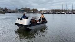 Роботизирани лодки ще превозват пътници и товар в Амстердам