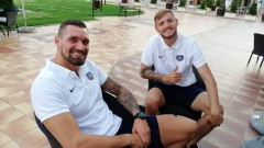 Мартин Полачек: В България ме определят за гигант