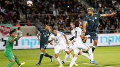 Аржентина и Уругвай не се победиха в приятелски мач