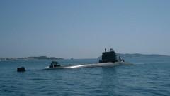 Пожар избухна във френска атомна подводница