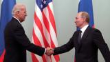 """Байдън предложи среща на Путин на първия им разговор, откакто го нарече """"убиец"""""""