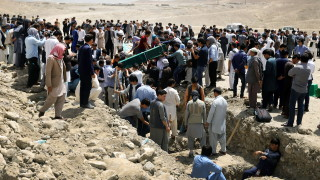 """""""Ислямска държава"""" пое отговорност за атентата в Кабул"""