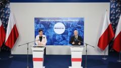 Полша спечели спора за миграцията с ЕС, обяви премиерът Беата Шидло