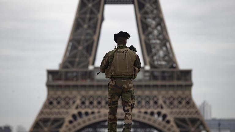 52 518 заразени с коронавирус във Франция за денонощие