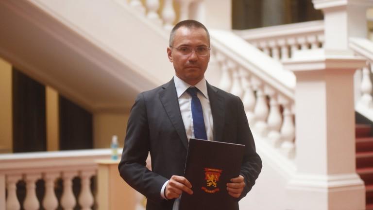 Джамбазки пак предложи на НС доброволните отряди към МВР