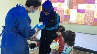 Няма опасност от зарази в бежанските ни центрове, успокояват здравните власти