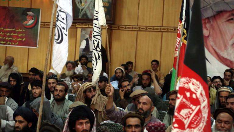 Талибаните поискаха преговори със САЩ. Призовават за прекратяване на