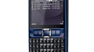 Nokia E63 - бизнес функции за масовия потребител