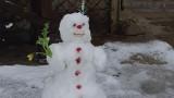 Лошото време над цяла България докара сняг на връх Мусала