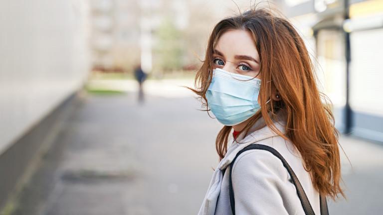 Маската, която убива коронавируса с топлина