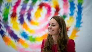 Хобито, с което Кейт Мидълтън бори стреса