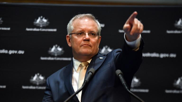 Премиерът на Австралия Скот Морисън заяви, че родителите в страната