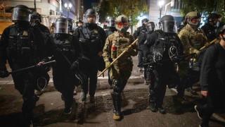 Размирици в Портланд в новогодишната нощ