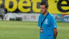Небойша Лекич: Ние сме единственият отбор в Първа лига без нападател