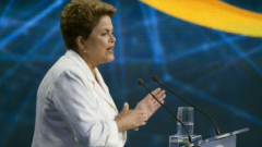 Дилма Русеф се закле за втория си мандат